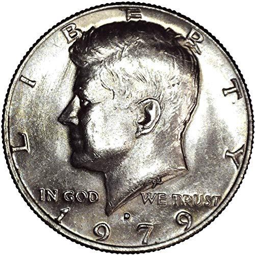 1979 D Kennedy Half Dollar 50C Brilliant Uncirculated
