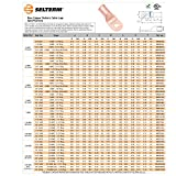 "SELTERM 8 AWG 5/16"" Stud (10 pcs.) UL Heavy Duty"