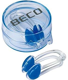sourcingmap/® Beige Silikon Nylon elastische Gummi Zeichenfolge Nasenklammer f/ür Schwimmen de de
