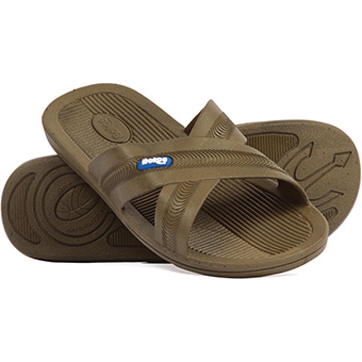 c82826c36ff9 Amazon.com  Bokos Men s One-Piece Rubber Athletic Slide Sandals  Shoes