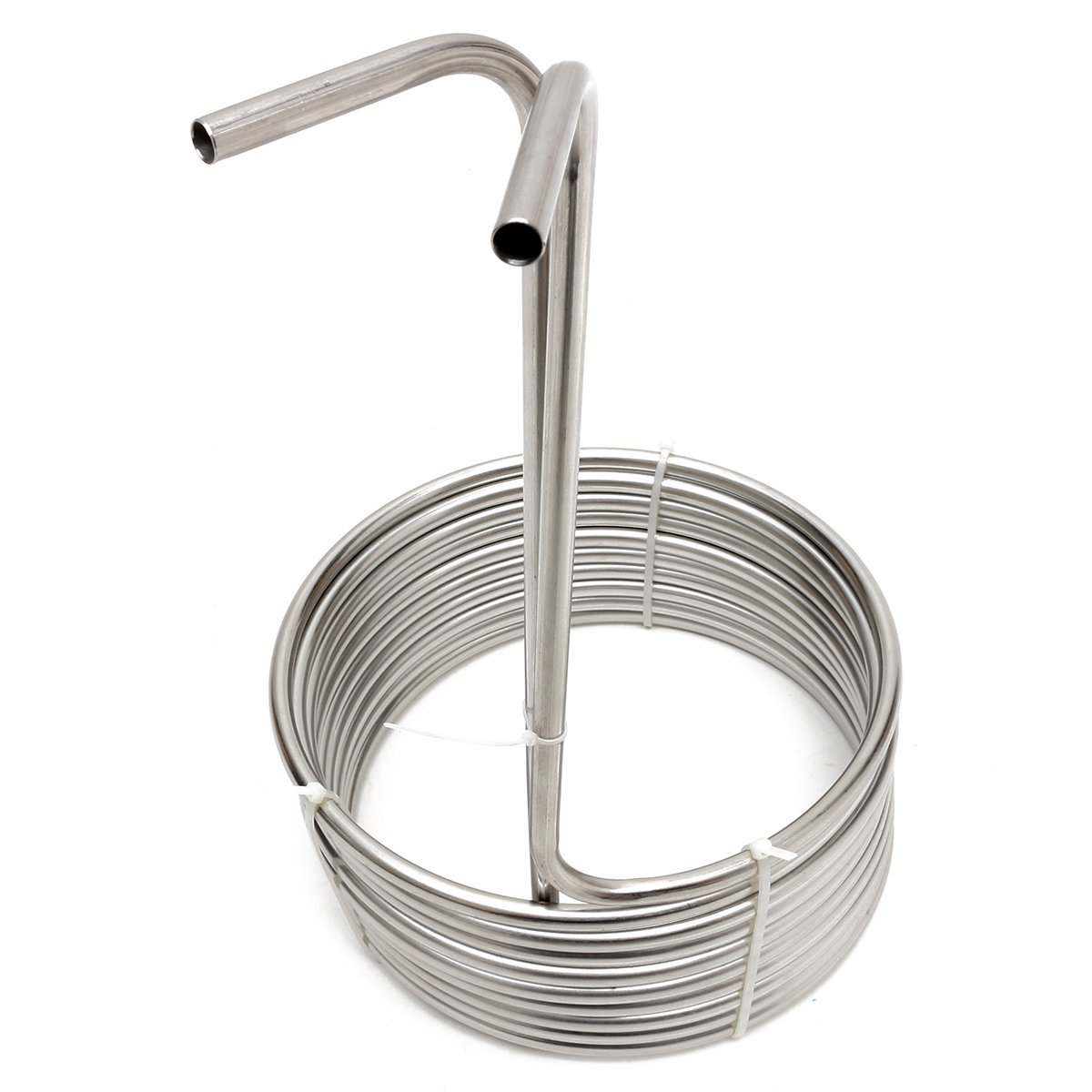 Cooling Coil Pipe, SENREAL Super Efficient Stainless Steel Cooling Coil Home Brewing Wort Chiller Pipe-#1 by SENREAL (Image #3)