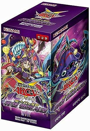 "Yugioh Cards /""Maximum Crisis/"" Booster Box // Korean Ver 40 pack"