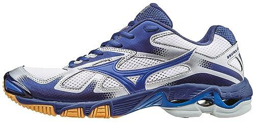 e8c6ac36 Mizuno Wave Bolt, Zapatillas de Voleibol para Hombre, Blanco (White ...
