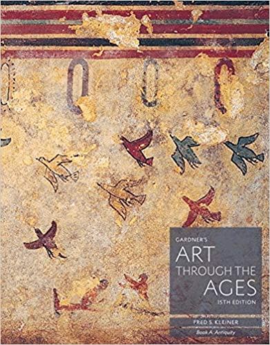 bundle gardners art through the ages backpack edition book a antiquity 15th gardners art through the ages backpack edition book b the book d renaissance and baroque 15th