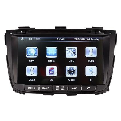 8 Inch Touch Screen Car GPS Navigation for KIA SORENTO 2013-2016 Stereo DVD Player