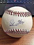 Esteban Yan Autographed Baseball - OAL ! Orioles Devil Rays ! - Autographed Baseballs