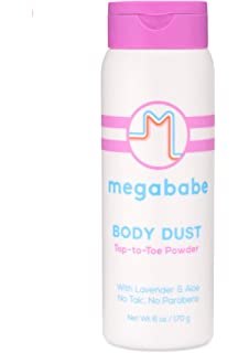 Amazon Com Megababe Thigh Rescue Anti Chafe Stick With Aloe Pomegranate Grapeseed Oil Beauty