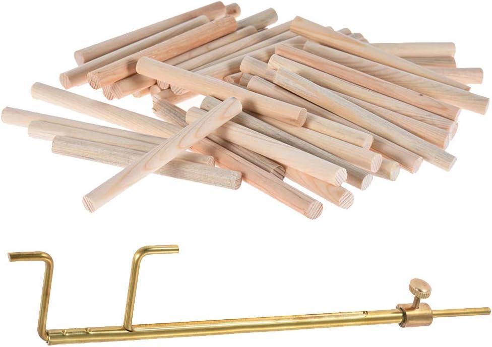 50x Violin Sound Post Soundpost Gauge Tool for 4//4 Violin Parts