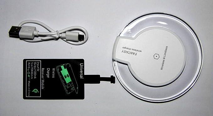 Amazon.com: K9 Cargador inalámbrico, Ultra-Slim Wireless ...