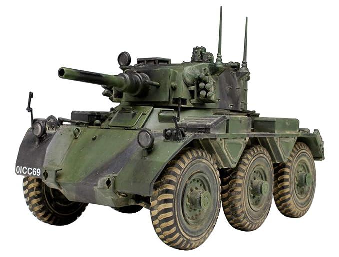 Amazon com: Dragon Models British Armored Car Saladin Mk  II