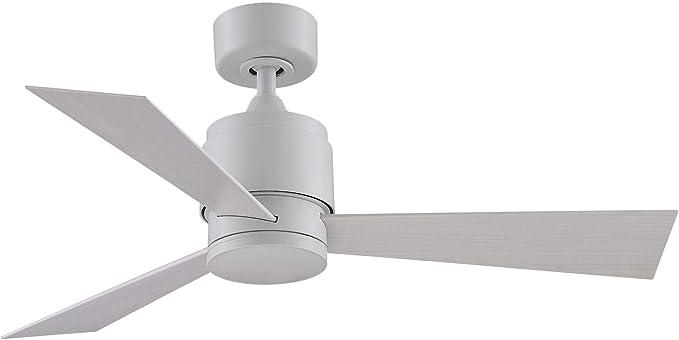 Amazon.com: Fanimation Fans FP4660MWW-44WWW Zonix ventilador ...