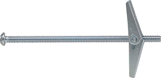 25-Pack 3//16 X 2-Inch The Hillman Group 372503 Mini Toggle Bolt