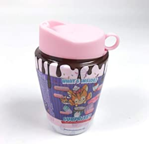 "Smooshy Mushy 174930R4 ""Series 4"" Cups & Cakes Collectible Novelty (color chosen at random)"