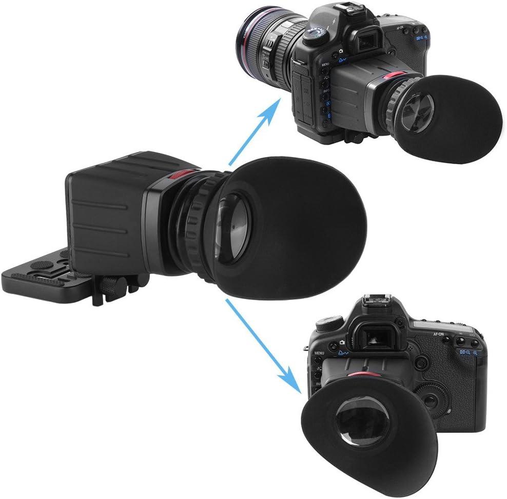 Sevenoak SK-VF02 LCD Visor para SLR Cámara Digital (Pantalla 3 ...