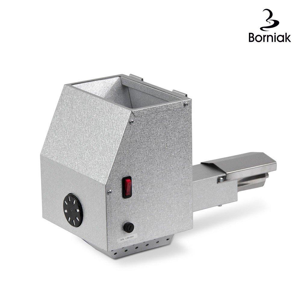 Borniak Rauchgenerator GD-01 Mit Deckel Das Herz des R/äucherofens