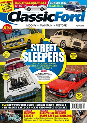 Magazines : Classic Ford