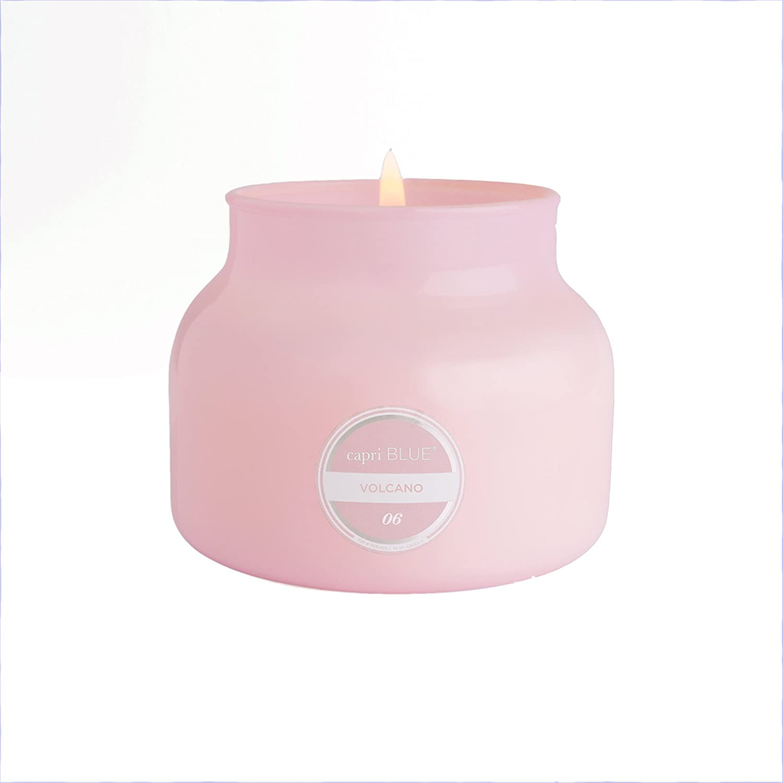 Capri Blue 8 oz Volcano Petite Bubblegum Jar Candle 6 Pack Volcano One Size