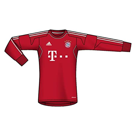 adidas Kinder Torwarttrikot FC Bayern München