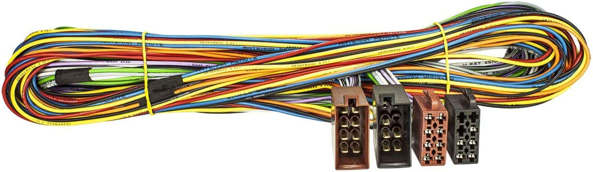 Tomzz Audio 7000 023 Radio Adapterkabel Iso Elektronik