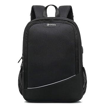 15,6 mochila del ordenador portátil, viaje anti robo impermeable bolsa de ordenador