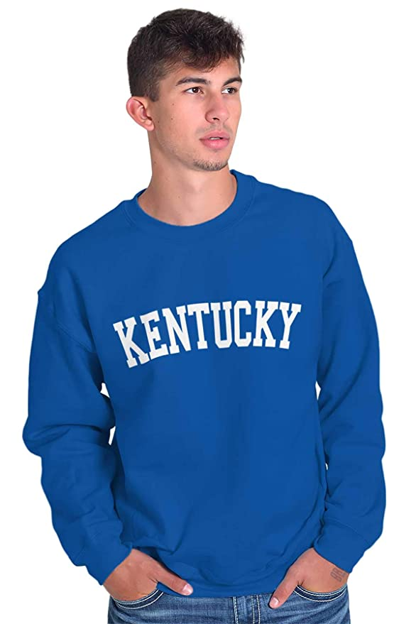 Kentucky State Shirt Athletic Wear USA T Novelty Gift Ideas Sweatshirt