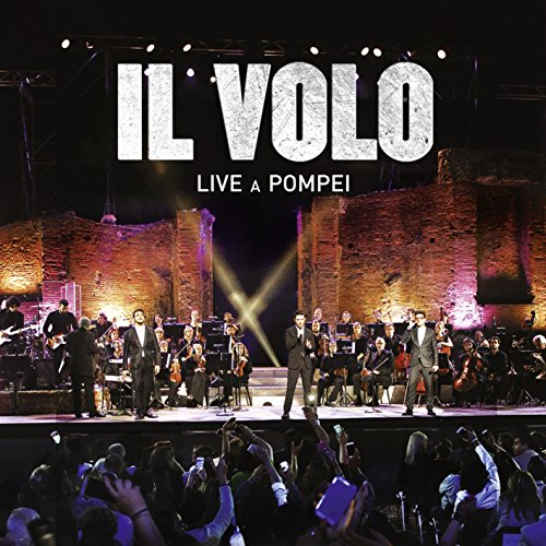 CD : Il Volo - Live a Pompei (Italy - Import, NTSC Region 0, 2 Disc)