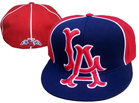 cc09568ae0d35 Amazon.com   Anaheim Angels Fitted Size 7 3 8 Cooperstown Collection ...