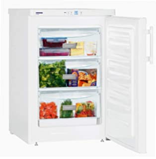Liebherr IGN 1654 Premium Vertical 86L A++ Blanco - Congelador ...