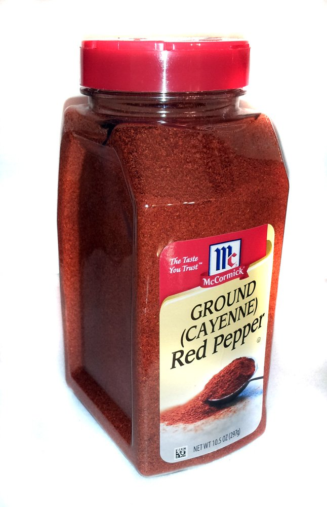 McCormick Ground (Cayenne) Red Pepper 10.5 oz.