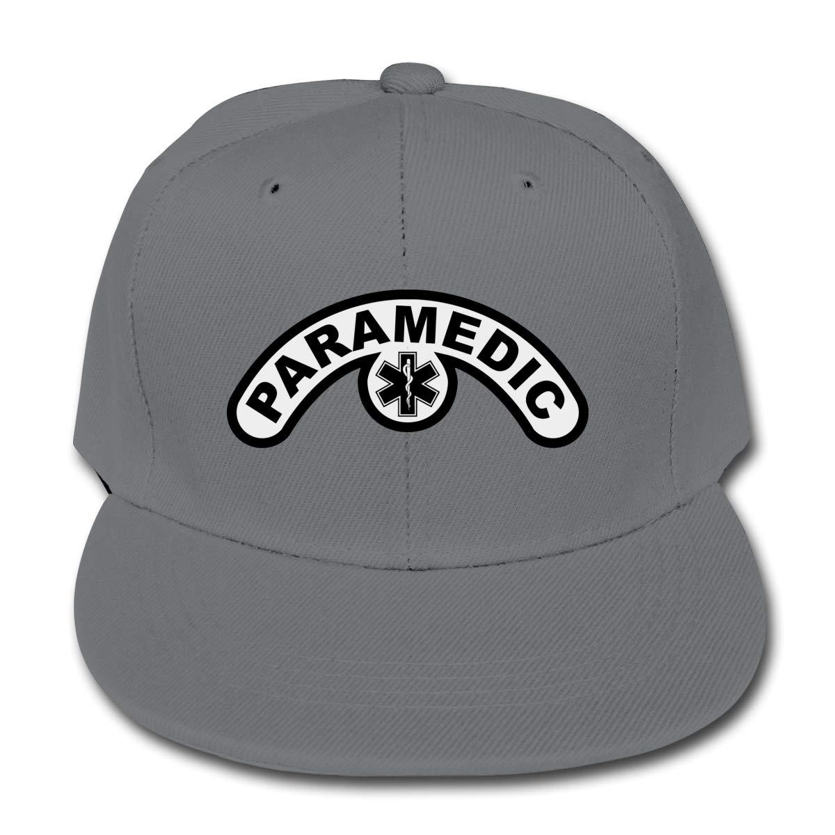 LEEFOORJRCAP Paramedic Boys Baseball Hat Kids Baseball Cap