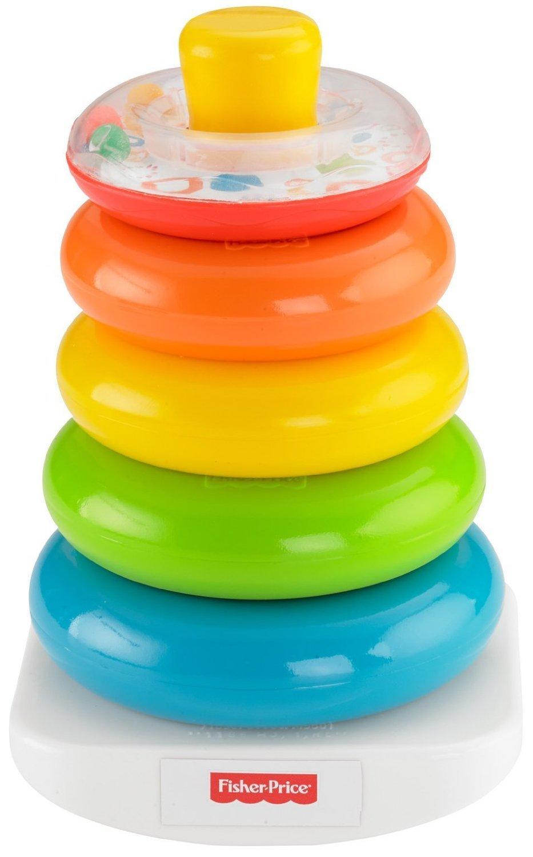 Fisher Price Pirámide balanceante Mattel BLR