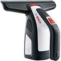 Bosch GlassVAC Cordless Window Vac Solo (Window Vac + 266 mm Blade Head)