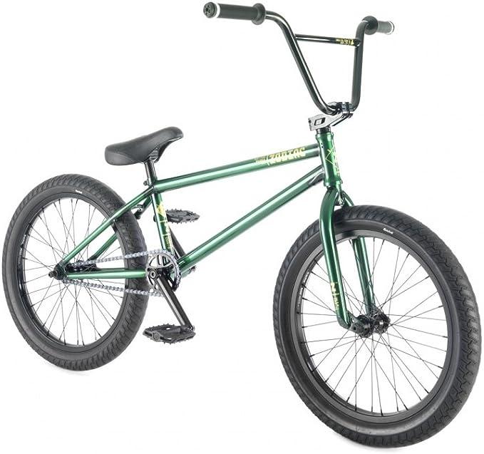Zodiac-Bicicleta Bmx Wethepeople 20,75 Green 2015: Amazon.es: Deportes y aire libre