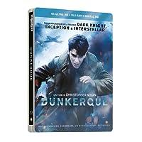 Dunkerque - Édition Limitée SteelBook - 4K Ultra HD [4K Ultra HD + Blu-ray + Digital HD - Édition boîtier SteelBook]