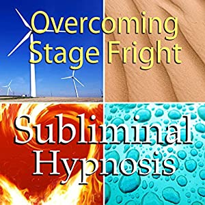 Overcoming Stage Fright Subliminal Affirmations Speech