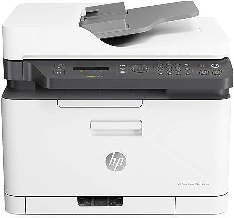 Amazon.com: HP Color Laser 179Fnw Impresora láser ...