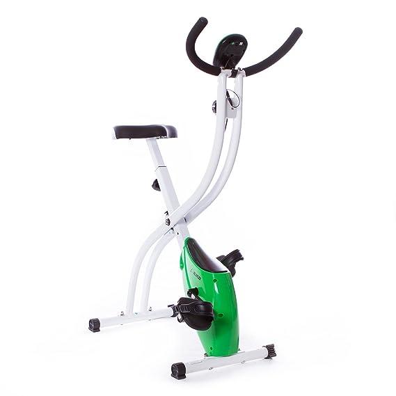 Bicicleta Plegable ILICO X-Bike (Talla: T.U.): Amazon.es: Deportes y aire libre