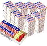 500 Packs Matches 32 Count Strike on Box Kitchen Camping Fire Wholesale Lot Bulk
