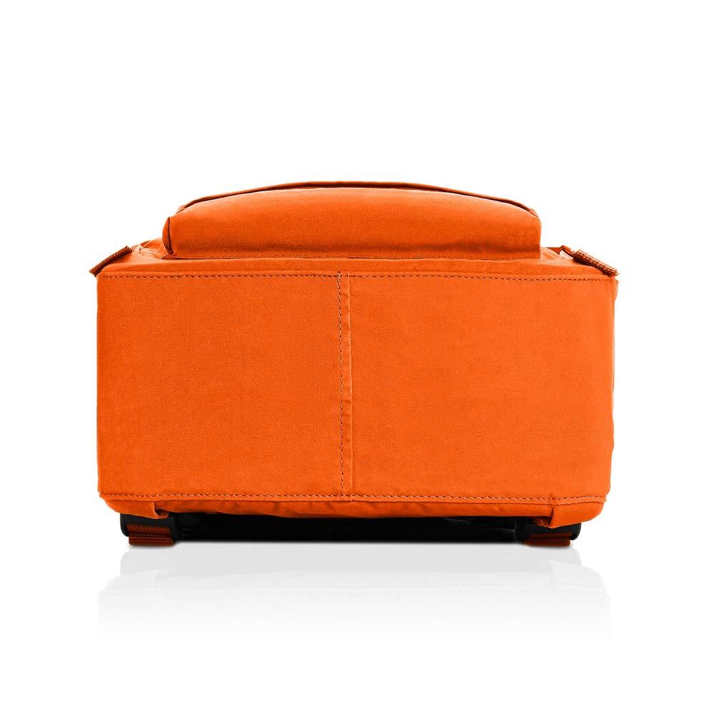 Fjallraven - Kanken Classic Backpack for Everyday, Burnt Orange/Deep Red by Fjallraven (Image #7)
