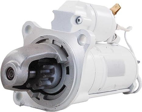 NEW STARTER SOLENOID CASE WHEEL LOADER W7E 301 GAS ENGINE A47466 A59671 1108426