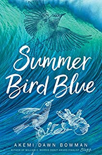 Book Cover: Summer Bird Blue