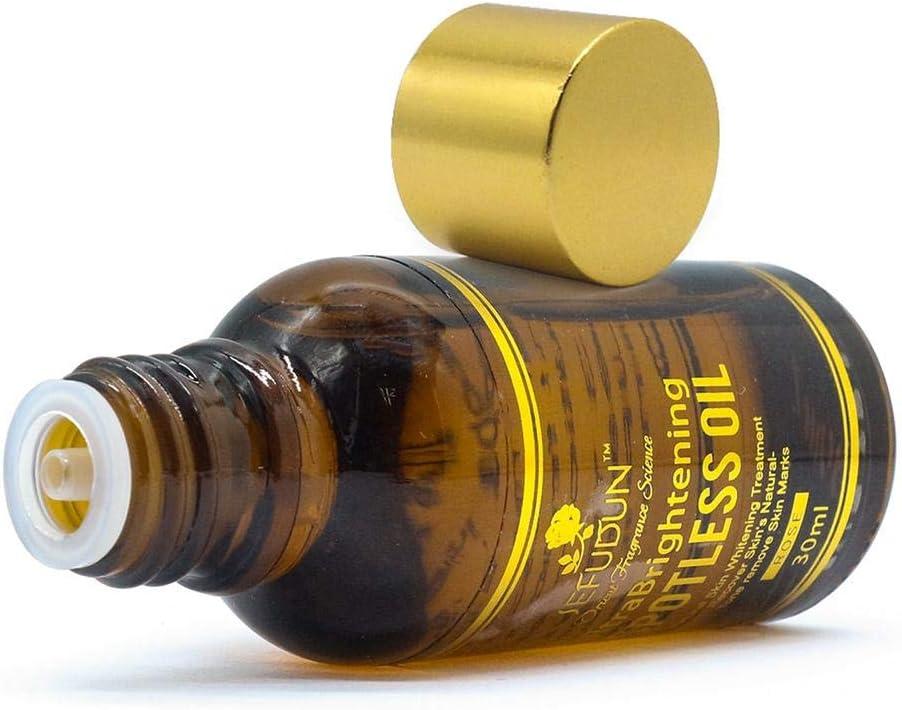 Skin Care Stretch Marks Dark Spots Removal Age Spots Hyper-Pigmentation Skin Whitening Brightening Ultra Brightening Spotless Oil