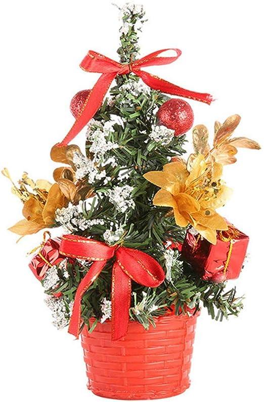 Fliyeong Decoración navideña Adornos navideños Tablero de Mesa ...