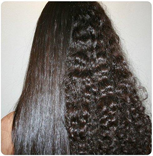 Kardoune marroquí para alisar el pelo cardoune () 1,50 m, color morado: Amazon.es: Belleza
