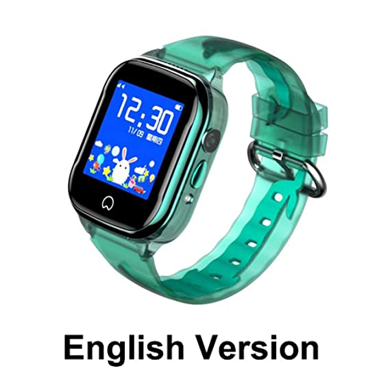 SZPZC Smart Watch Kids GPS Impermeable Android Relojes para ...