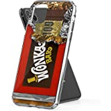 zawhz Wonka Chocolate Bar with Golden Ticket Case Cover Compatible for iPhone iPhone (11 Pro Max)