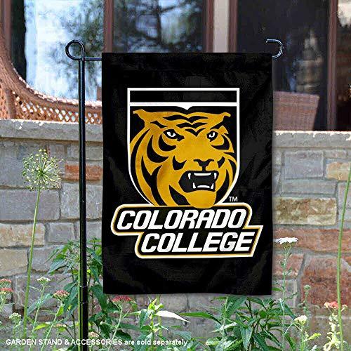 Colorado College Garden Flag and Yard Banner