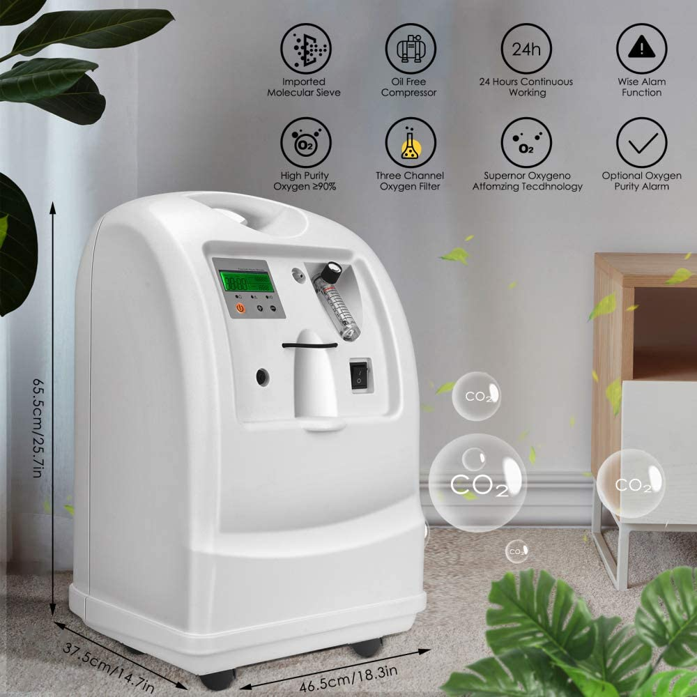 Portable Oxygen Concentrator Financing