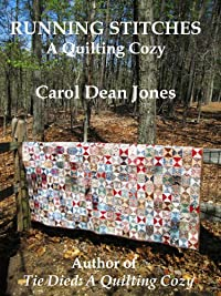 Running Stitches by Carol Dean Jones ebook deal