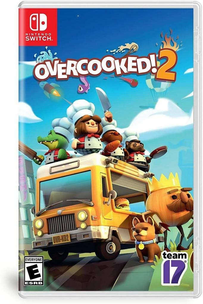 Jogo Overcooked 2 - Switch - Microsoft
